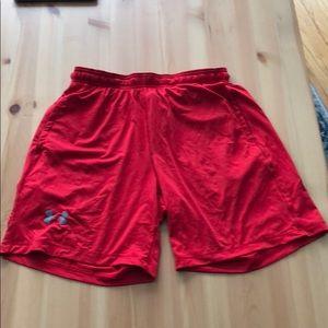 Under armour medium shorts